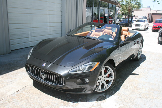 2013 Maserati GranTurismo Convertible Houston, Texas 32