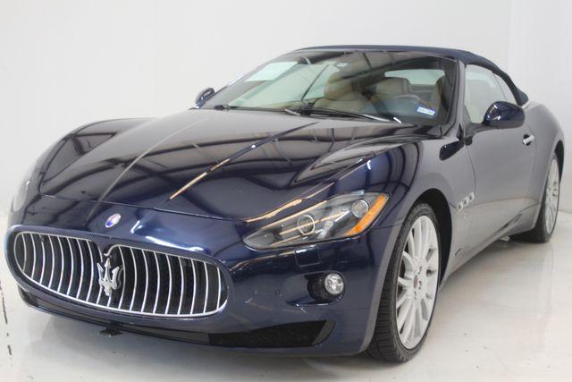 2013 Maserati GranTurismo Convertible Houston, Texas 5