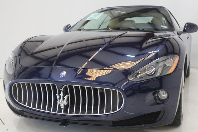 2013 Maserati GranTurismo Convertible Houston, Texas 6
