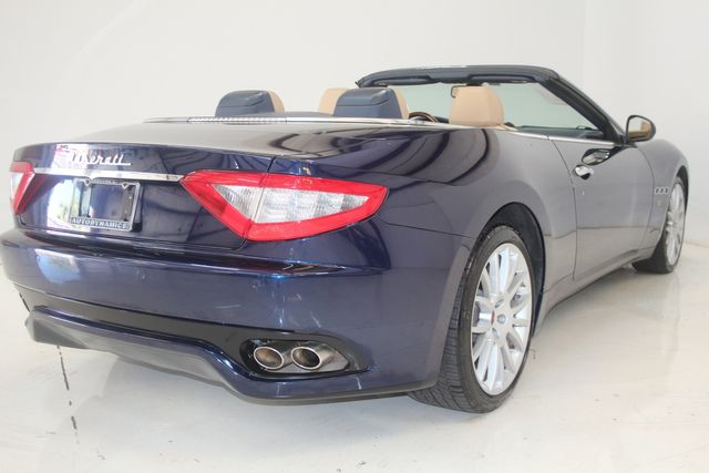 2013 Maserati GranTurismo Convertible Houston, Texas 2