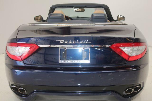 2013 Maserati GranTurismo Convertible Houston, Texas 4