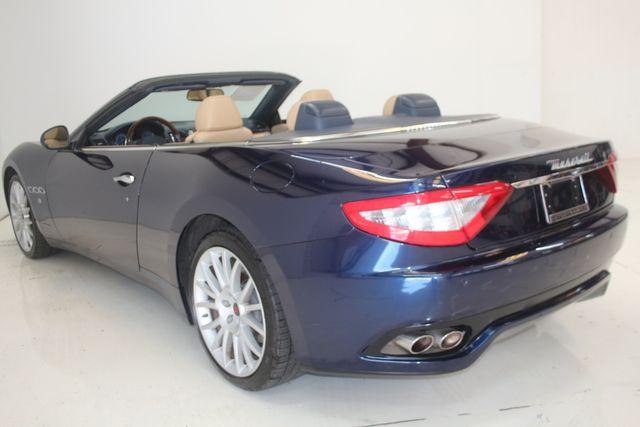 2013 Maserati GranTurismo Convertible Houston, Texas 3