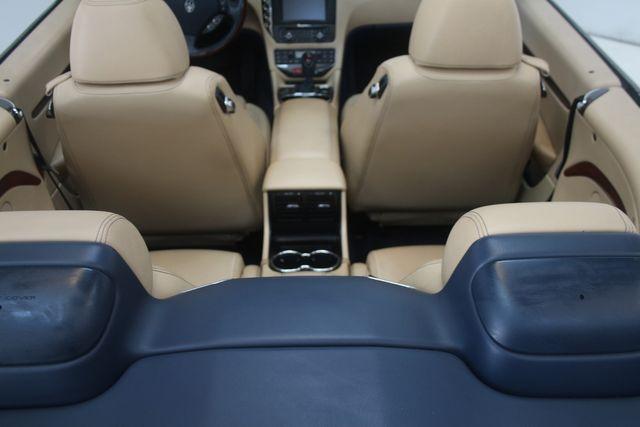 2013 Maserati GranTurismo Convertible Houston, Texas 13
