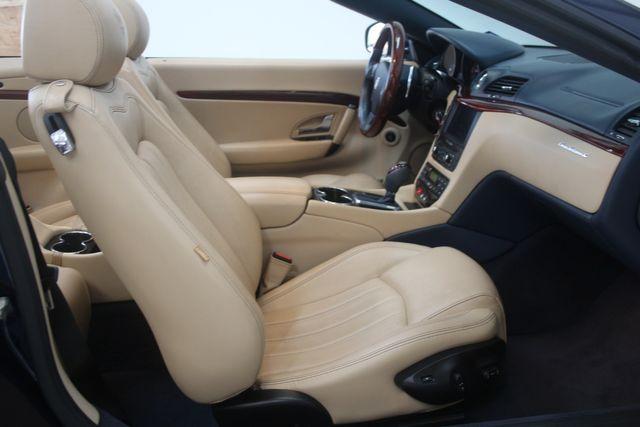 2013 Maserati GranTurismo Convertible Houston, Texas 16