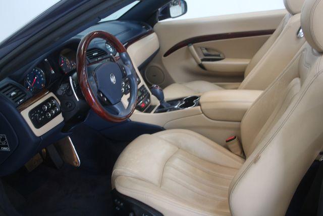 2013 Maserati GranTurismo Convertible Houston, Texas 17