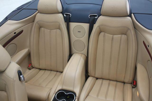 2013 Maserati GranTurismo Convertible Houston, Texas 18