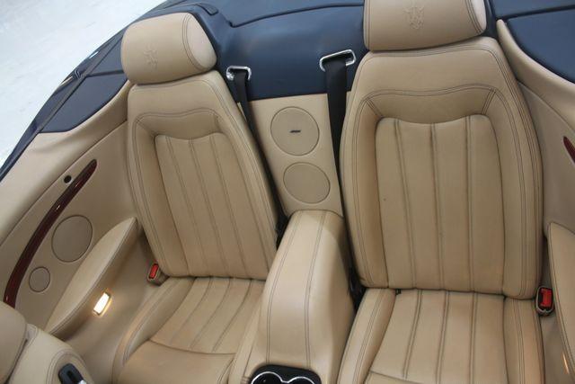 2013 Maserati GranTurismo Convertible Houston, Texas 20