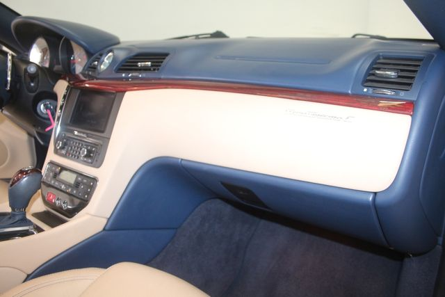 2013 Maserati GranTurismo Convertible Houston, Texas 27