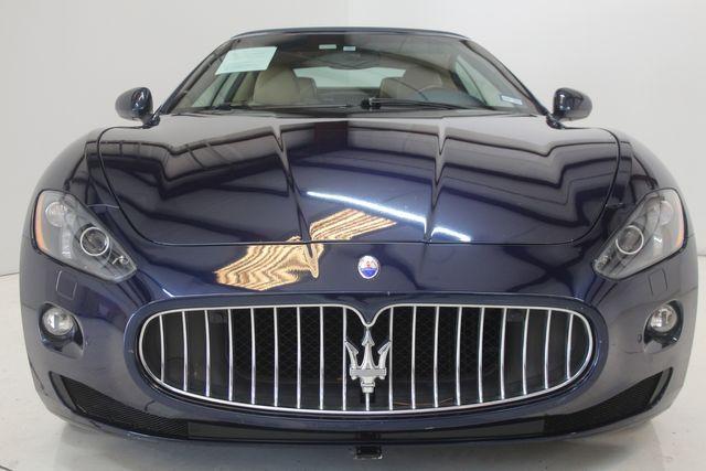 2013 Maserati GranTurismo Convertible Houston, Texas 8