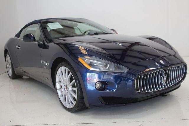 2013 Maserati GranTurismo Convertible Houston, Texas 9
