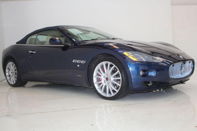 2013 Maserati GranTurismo Convertible Houston, Texas 10