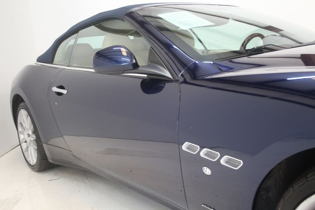 2013 Maserati GranTurismo Convertible Houston, Texas 12