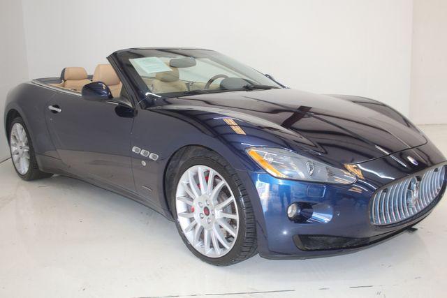 2013 Maserati GranTurismo Convertible Houston, Texas 1