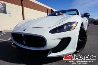 2013 Maserati GranTurismo Convertible MC Stradale Sport Gran Turismo   MESA, AZ   JBA MOTORS in Mesa AZ