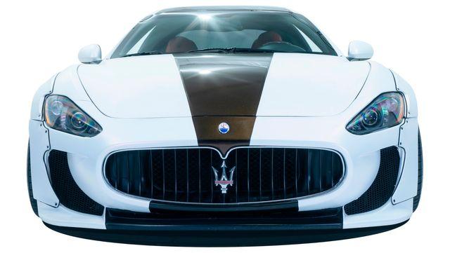 2013 Maserati GranTurismo Sport Liberty Walk Widebody with Many Upgrades in Dallas, TX 75229