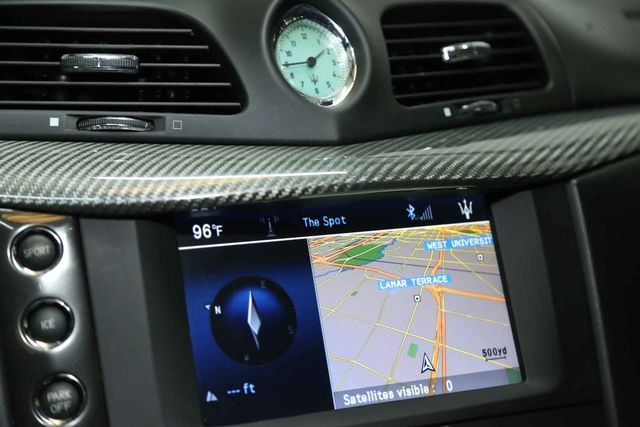 2013 Maserati GranTurismo Sport Houston, Texas 21