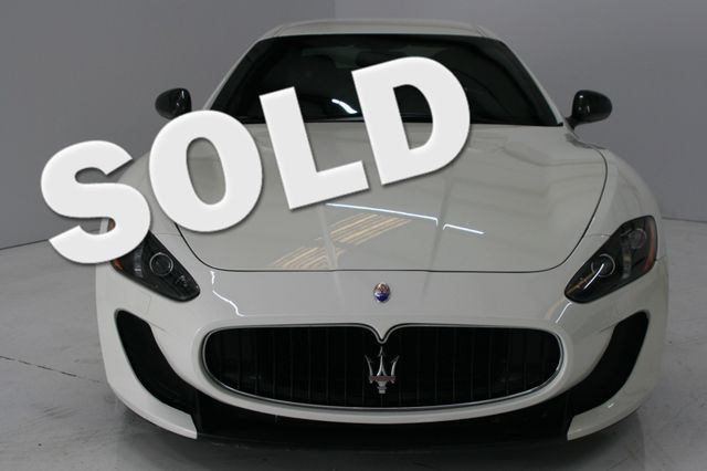 2013 Maserati GranTurismo Sport Houston, Texas