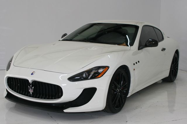 2013 Maserati GranTurismo Sport Houston, Texas 1