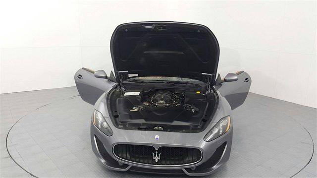 2013 Maserati GranTurismo Sport in McKinney Texas, 75070
