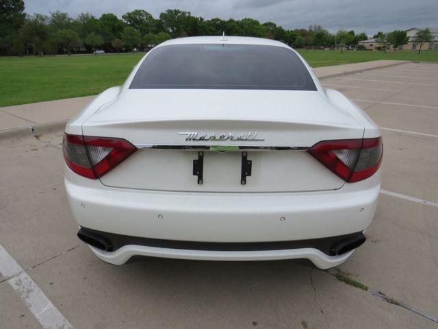 2013 Maserati GranTurismo Sport in McKinney, Texas 75070