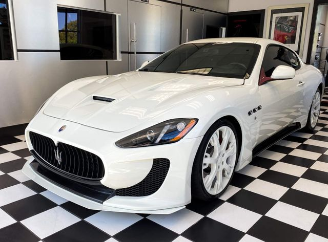 2013 Maserati GranTurismo Sport in Pompano Beach - FL, Florida 33064