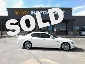 2013 Maserati Quattroporte S Executive GT PKG Boerne, Texas