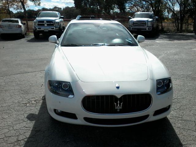 2013 Maserati Quattroporte S Executive GT PKG Boerne, Texas 2