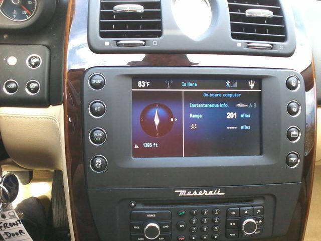2013 Maserati Quattroporte S Executive GT PKG Boerne, Texas 26