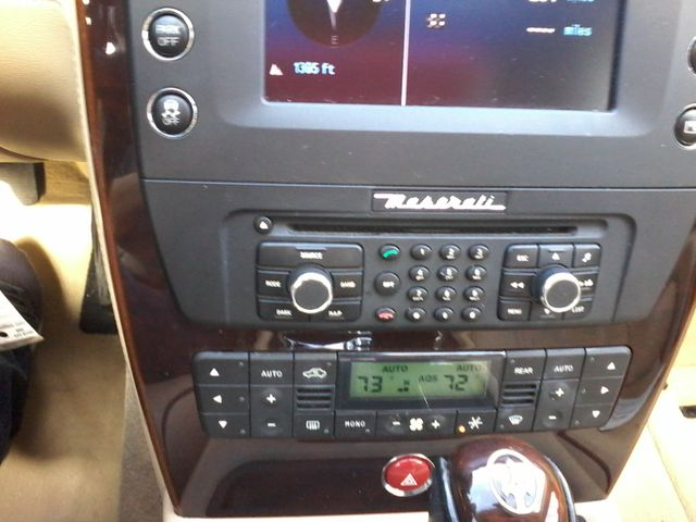 2013 Maserati Quattroporte S Executive GT PKG Boerne, Texas 27