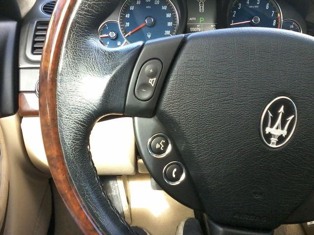 2013 Maserati Quattroporte S Executive GT PKG Boerne, Texas 33