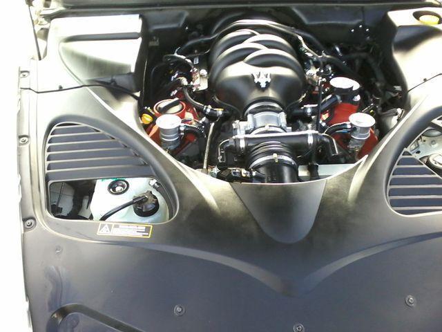 2013 Maserati Quattroporte S Executive GT PKG Boerne, Texas 43