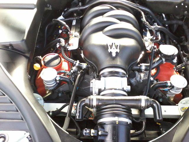 2013 Maserati Quattroporte S Executive GT PKG Boerne, Texas 44