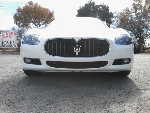 2013 Maserati Quattroporte S Executive GT PKG Boerne, Texas 9