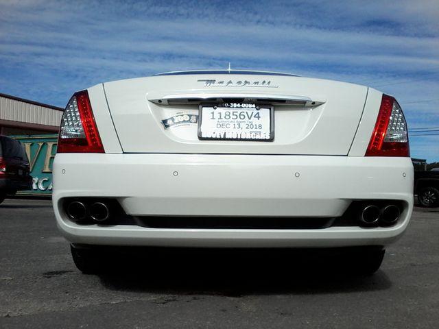 2013 Maserati Quattroporte S Executive GT PKG Boerne, Texas 10