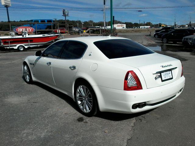 2013 Maserati Quattroporte S Executive GT PKG Boerne, Texas 6