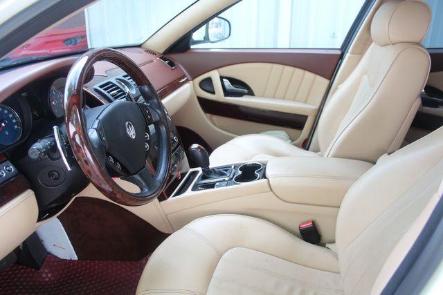 2013 Maserati Quattroporte S Houston, Texas 21