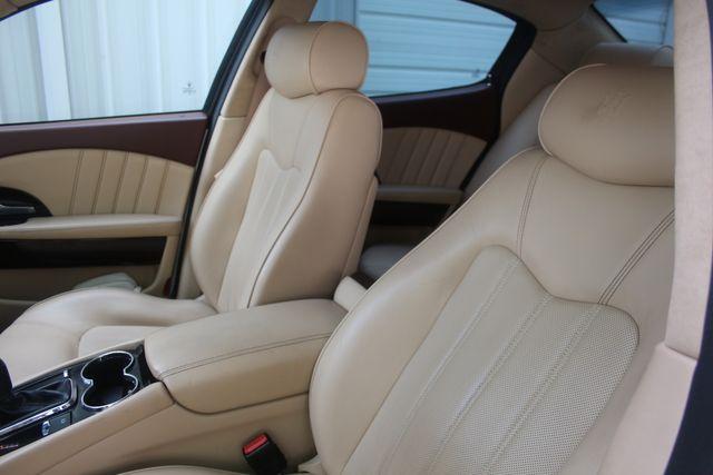 2013 Maserati Quattroporte S Houston, Texas 22