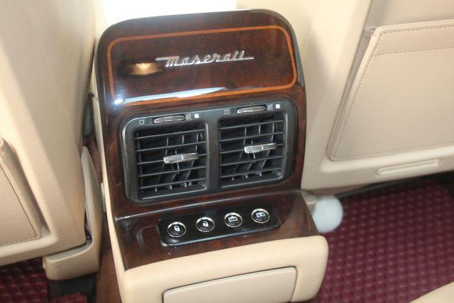 2013 Maserati Quattroporte S Houston, Texas 25