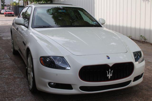 2013 Maserati Quattroporte S Houston, Texas 3