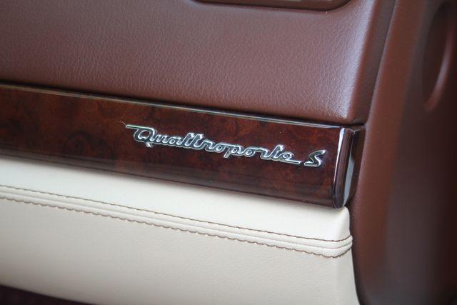 2013 Maserati Quattroporte S Houston, Texas 30