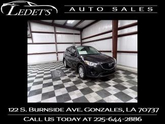 2013 Mazda CX-5 Touring - Ledet's Auto Sales Gonzales_state_zip in Gonzales