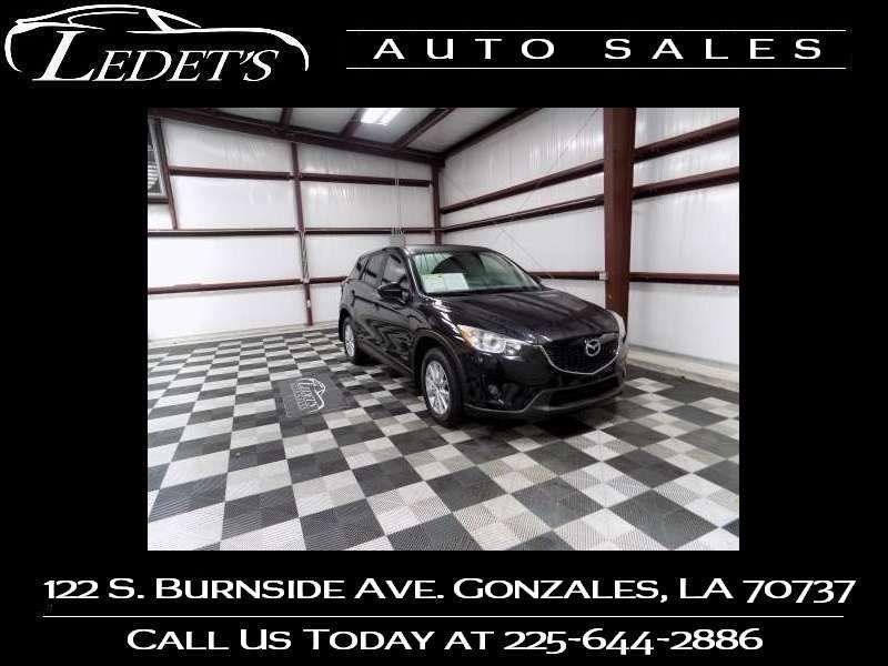 2013 Mazda CX-5 Touring - Ledet's Auto Sales Gonzales_state_zip in Gonzales Louisiana