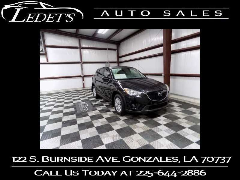 2013 Mazda CX-5 Touring - Ledet's Auto Sales Gonzales_state_zip in Gonzales Louisiana
