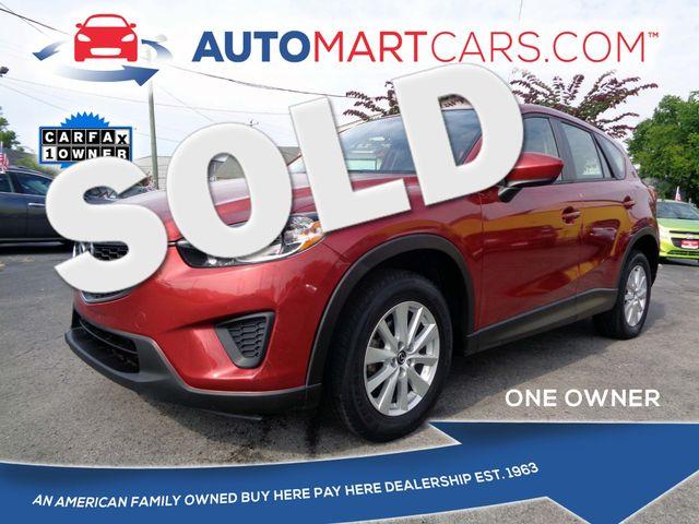 2013 Mazda CX-5 Sport   Nashville, Tennessee   Auto Mart Used Cars Inc. in Nashville Tennessee