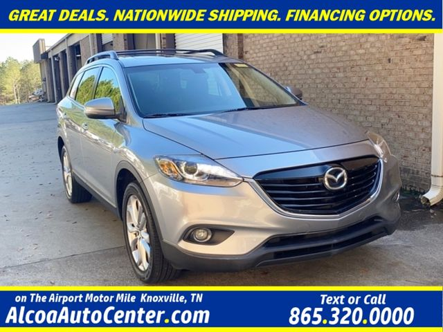 2013 Mazda CX-9 Grand Touring FWD Technology Leather/ Sunroof/20""