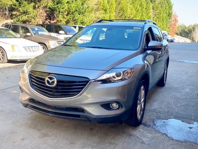 "2013 Mazda CX-9 Grand Touring FWD Technology Leather/ Sunroof/20"" in Louisville, TN 37777"