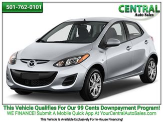 2013 Mazda Mazda2 Touring | Hot Springs, AR | Central Auto Sales in Hot Springs AR