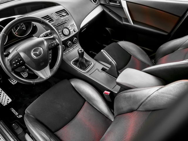 2013 Mazda Mazda3 Mazdaspeed3 Touring Burbank, CA 9