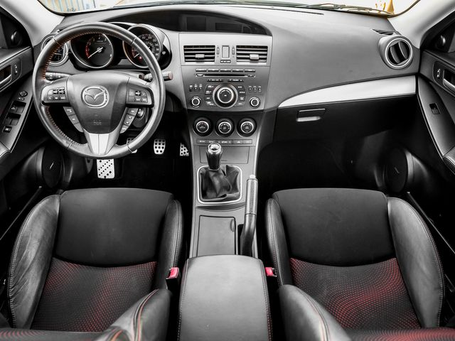 2013 Mazda Mazda3 Mazdaspeed3 Touring Burbank, CA 8