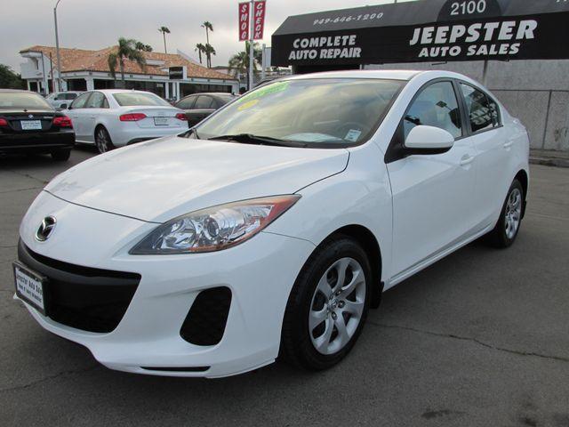 2013 Mazda Mazda3 i SV in Costa Mesa, California 92627